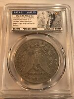 1879 S REVERSE OF 1878 PCGS VF30 MORGAN SILVER DOLLAR VAM 25 VSS FRE SHIPPING