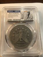 1879 S REVERSE OF 1878 PCGS VF20 MORGAN SILVER DOLLAR VAM 23 VSS FRE SHIPPING