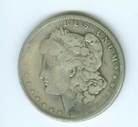 1904-P MORGAN SILVER DOLLAR--CIRCULATED