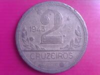 BRAZIL     2   CRUZERIOS     1943          MAY24