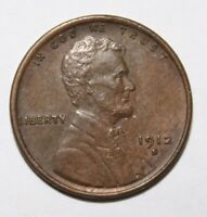 1912-S LINCOLN WHEAT CENT SHIPS FREE TO AN ADDRESS IN CONTINENTAL U.S.