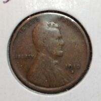 1912-S  VG  LINCOLN CENT  BETTER DATE