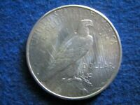 1925 S  PEACE SILVER DOLLAR - BRIGHT UNCIRCULATED - FREE U S SHIPPING