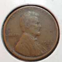 1922-D  GOOD  LINCOLN CENT 2