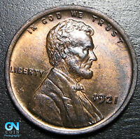 1921 P LINCOLN CENT WHEAT CENT  --  MAKE US AN OFFER  B1657