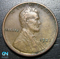 1921 S LINCOLN CENT WHEAT CENT  --  MAKE US AN OFFER  B1667