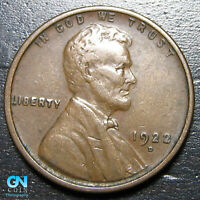1922 D LINCOLN CENT WHEAT CENT  --  MAKE US AN OFFER  B1683
