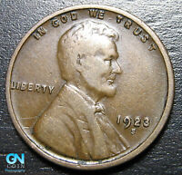 1923 S LINCOLN CENT WHEAT CENT  --  MAKE US AN OFFER  B1688