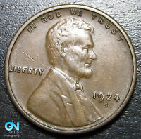 1924 S LINCOLN CENT WHEAT CENT  --  MAKE US AN OFFER  B1700