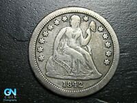 1842 O SEATED DIME --  MAKE US AN OFFER  B2205