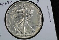 1934 WALKING LIBERTY HALF DOLLAR CLEANED 0G5X