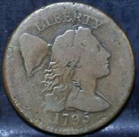 1795 FLOWING HAIR LARGE CENT IDHH569