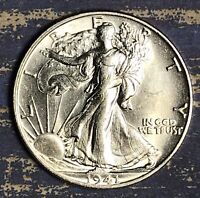 1941-S WALKING LIBERTY SILVER HALF DOLLAR. COLLECTOR COIN. SHIPS FREE