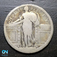 1917 S TYPE 1 STANDING LIBERTY QUARTER  --  MAKE US AN OFFER  B3184