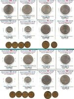LOT OF 14 CANADA VARIOUS TRANSPORT TOKENS  MANY FROM QUEBEC