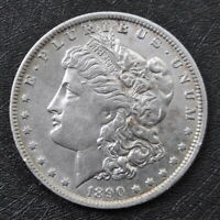 1890-O MORGAN SILVER DOLLAR AN HONEST UNGRADED COIN WITH FAST U.S. SHIPPING