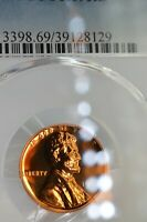 PR69RD 1962 PCGS GRADED PROOF LINCOLN MEMORIAL CENT UNCIRCULATED COIN RED PENNY