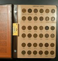 1909 2016 PDS LINCOLN CENTS 317 COIN SET  DANSCO 8100 W/ 190