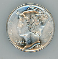 1944-S MERCURY SILVER DIME 10C ICG MINT STATE 67