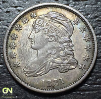1831 CAPPED BUST DIME R1 JR3  --  MAKE US AN OFFER  O5735