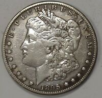 1895 S MORGAN SILVER DOLLAR BETTER DATE VF/EXTRA FINE  DETAILS A966