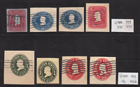 UNITED STATES CUT SQUARE LOT 1  SEE