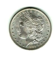 1884-0 MORGAN DOLLAR SUPER  CONDITION SHIPS FREE >>>>>WOW