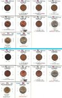 LOT OF 70 VARIOUS USA COINS 1917 2010  LOT 1