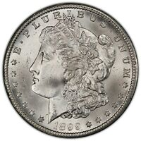 1899 O MORGAN DOLLAR PCGS MINT STATE 64  - TRUEVIEW OF ACTUAL COIN PICTURED
