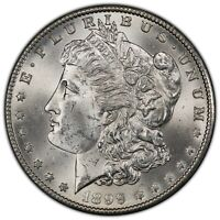 1899 O MORGAN DOLLAR PCGS MINT STATE 63 - TRUEVIEW OF ACTUAL COIN PICTURED