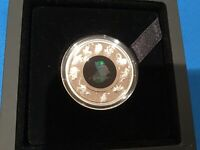 AUSTRALIAN OPAL SERIES 2020 1OZ SILVER $1 COIN GREAT SOUTHER