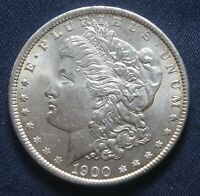 1900 MORGAN SILVER DOLLAR 90 SILVER  LOT C181058
