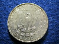 1898 MORGAN SILVER DOLLAR -  LIGHT TONED CHOICE ABOUT UNCIRCULATED