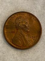 1909-S LINCOLN CENT WHEAT CENT   ----  BRILLIANT UNCIRCULATED