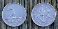 HUNGARY 2 FORINT 2005 COIN