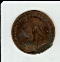 UNITED KINGDOM OF THE GREAT BRITAIN 1 PENCE 1900   LOT C