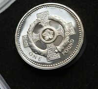 1996 STERLING SILVER PROOF 1 COIN   FROM THE SILVER ANIVERSA