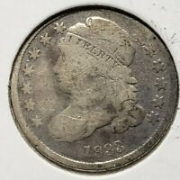 1833-P CAPPED BUST DIME