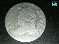 1820 CAPPED BUST DIME  --  MAKE US AN OFFER  K2626