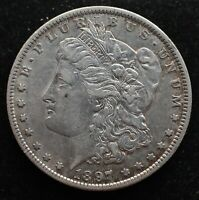 KAPPYSCOINS G1604  1897O CH  EF EXTRA FINE   MORGAN SILVER DOLLAR YOU NEED THIS ONE ?