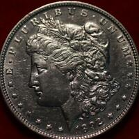 UNCIRCULATED 1892 O NEW ORLEANS MINT MORGAN DOLLAR