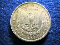 1900 MORGAN SILVER DOLLAR -  LIGHT TONED LUSTROUS EXTRA FINE   READ