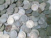 LOT OF 300 BUFFALO NICKEL 5 CENT COIN FULL DATES
