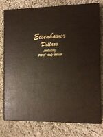 1971   1978  COMPLETE 32 COIN SET OF EISENHOWER DOLLARS IN A