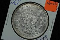 1885 MORGAN DOLLAR VAM-1A2 PITTED ONE  0WX9