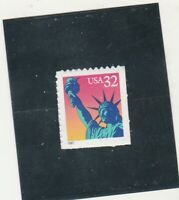 SCOTT  3122 US  STATUE OF LIBERTY    M/NH O/G BOOKLET SINGLE STAMP