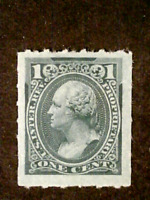 U S STAMPS REVENUES SCOTT RB11C PROPRIETARY ROULETTED ONE CE