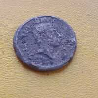 UNRESEARCHED ANCIENT GREEK AR SILVER TETRADRACHM COIN 450 BC