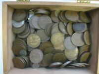 ESTATE: AUSTRALIA COIN   UNCHECKED UNSORTED AS RECEIVED   A2