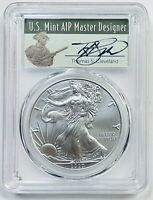 2020-P $1 SILVER EAGLE PCGS MS70 STRUCK AT PHILA. CLEVELAND MINUTEMAN